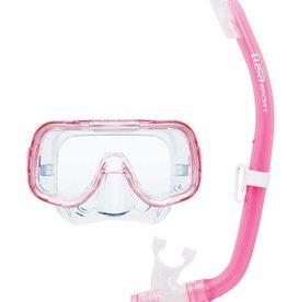 Tusa Mini-Kleio Mask & Dry Snorkel