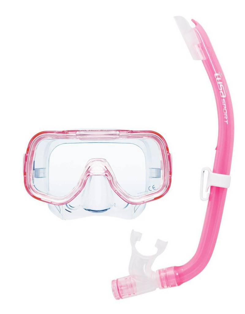 Tusa Tusa Mini-Kleio Mask & Dry Snorkel