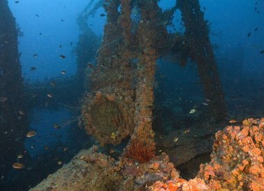 Hydro Atlantic Wreck