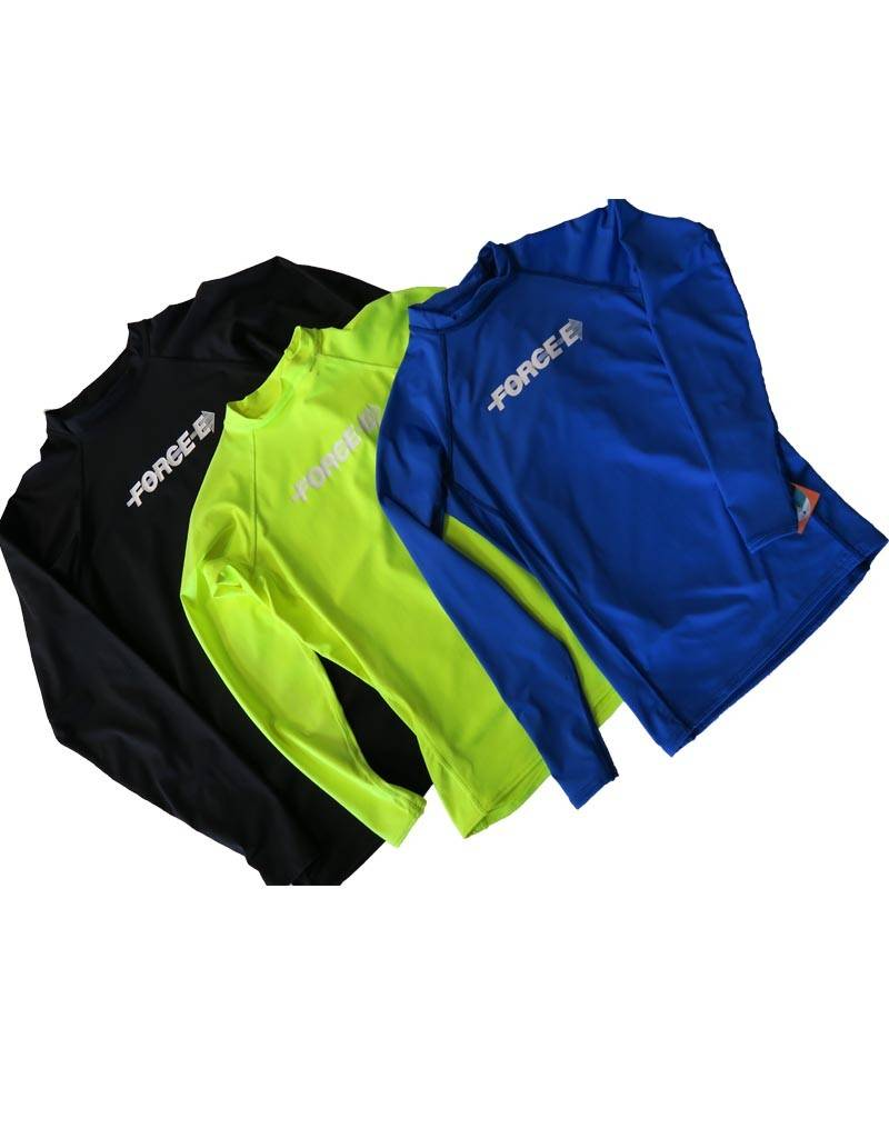 Ocean Tec Rashguard Junior Lycra Fitted Long Sleeve - Ocean Tec