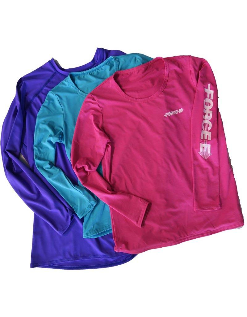 Ocean Tec Rashguard Women's Loose Fit Long Sleeve - Ocean Tec