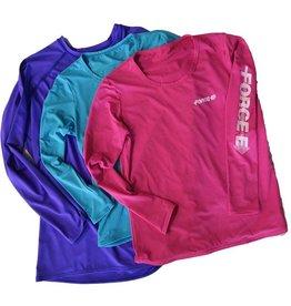 Ocean Tec Rashguard Women's Lycra Fitted Long Sleeve - Ocean Tec