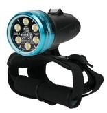 Light & Motion Light & Motion SOLA Diver 1200 S/F Black