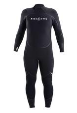 AquaLung Aqua Lung Men's Aquaflex 7mm Back-Zip Jumpsuit
