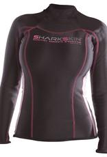 Blue Ocean Ventures Sharkskin Chillproof Womens Long Sleeve
