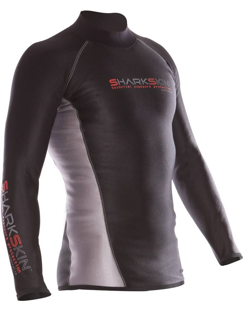 Blue Ocean Ventures Sharkskin Chillproof Men's Long Sleeve