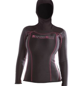 Blue Ocean Ventures Chillproof Womens Long Sleeve w/Hood