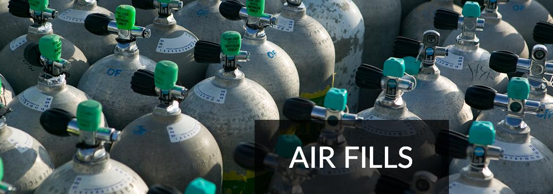 Tri Mix Tank : Air nitrox trimix tank fills force e scuba centers