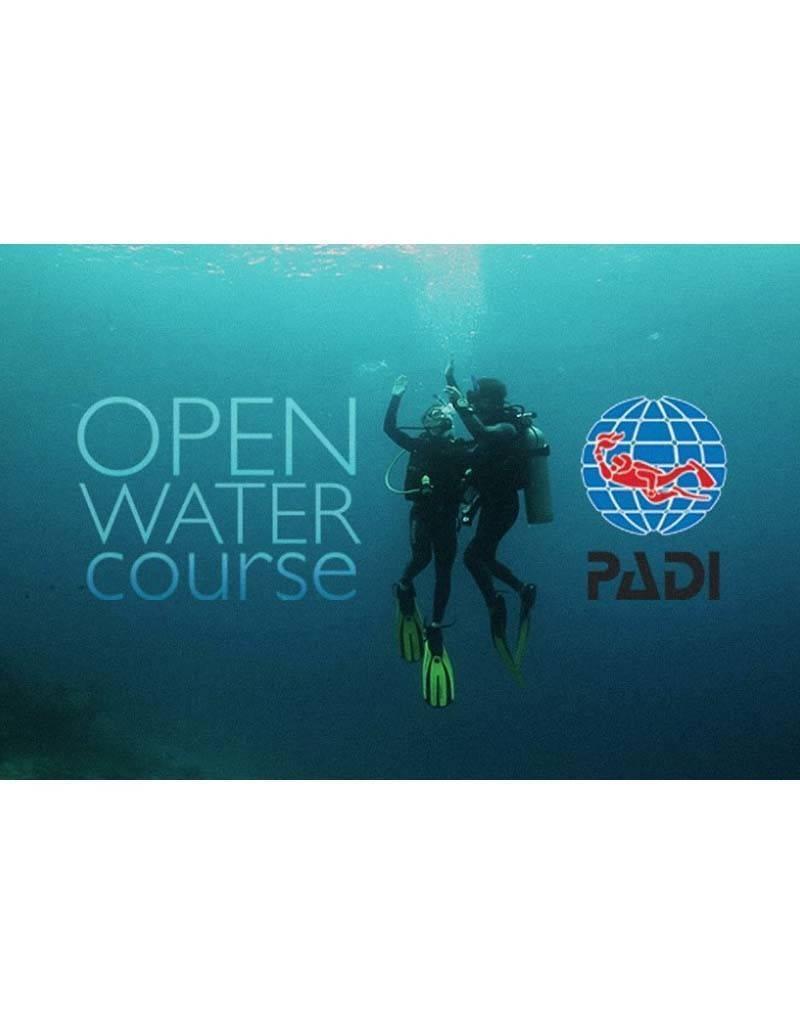 Force-E PADI OW Group Class Jan 10, 2017- Pompano Beach