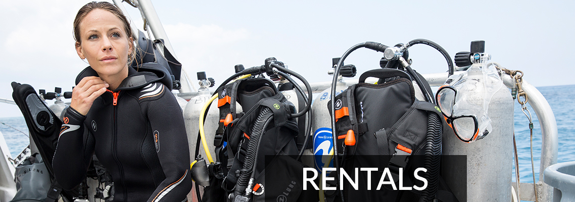 Image result for rental scuba gear