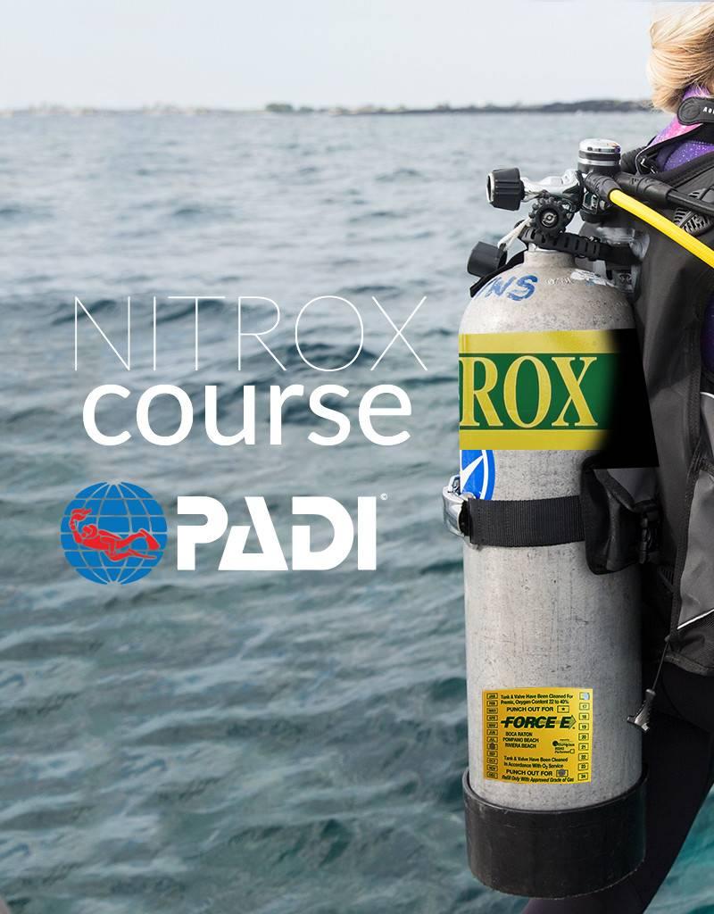 Force-E Scuba Centers PADI Enriched Air (Nitrox)