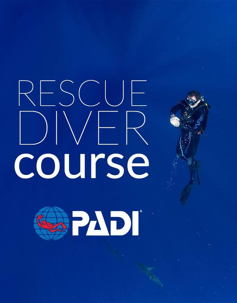 Force-E Scuba Centers PADI Rescue Diver Course