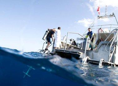 Boat Dive Sites