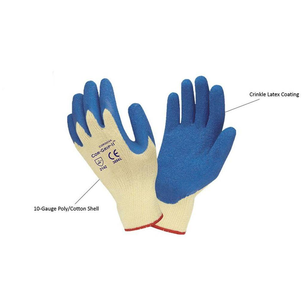 Marine Sports Mfg. Gloves Latex Coated