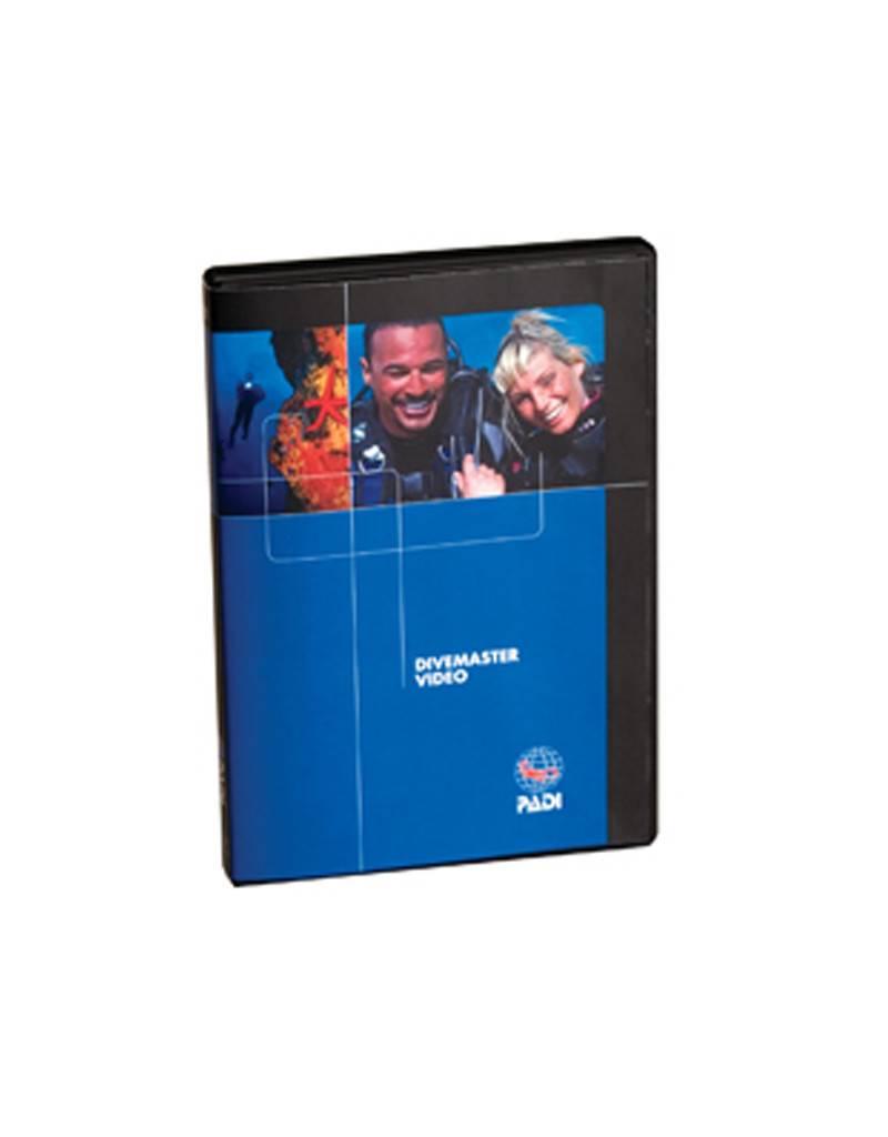 PADI PADI Divemaster Mutilingual DVD