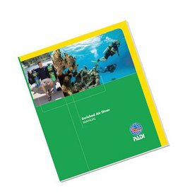 PADI Enriched Air Diver Specialty Manual W/Tables Imperial