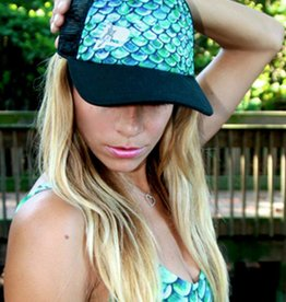 Paddleboarder Mermaid Hat