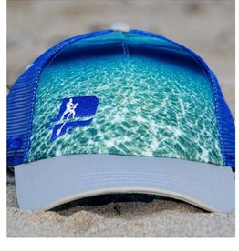 Paddleboarder Aqua Dreams Hat