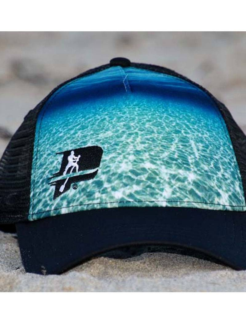 Paddleboarder Paddleboarder Aqua Dreams Hat