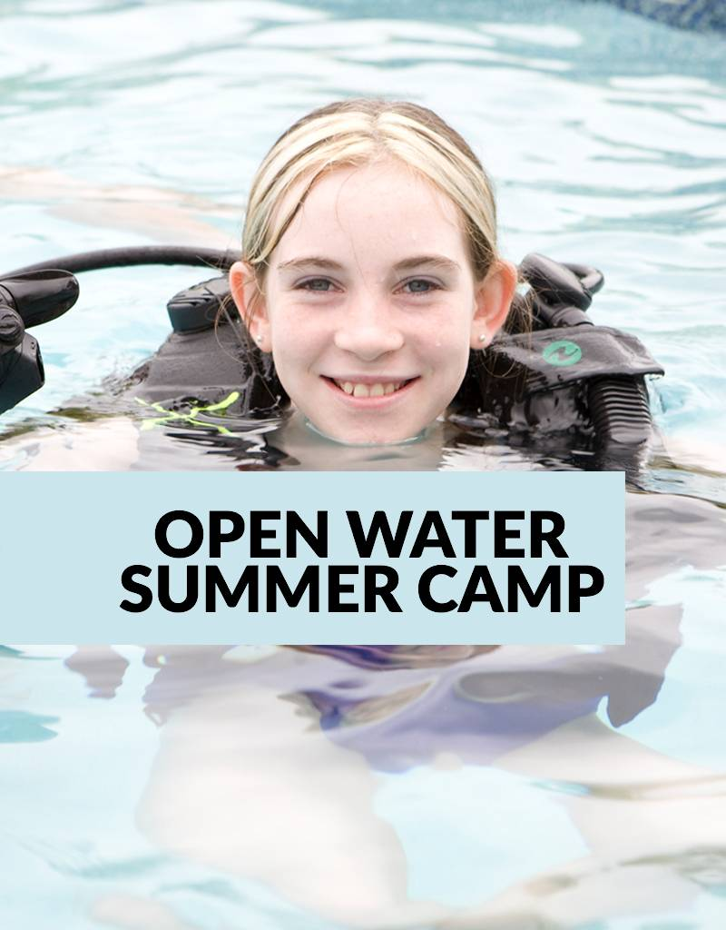Force-E Open Water Diver Camp 6/18 - 6/22