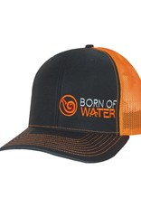 Born of Water Born of Water Neon Logo Hat