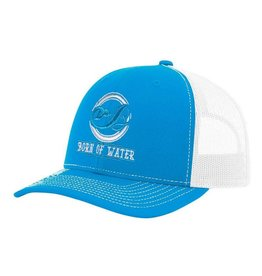 Born of Water Born of Water Mermaid Logo Hat