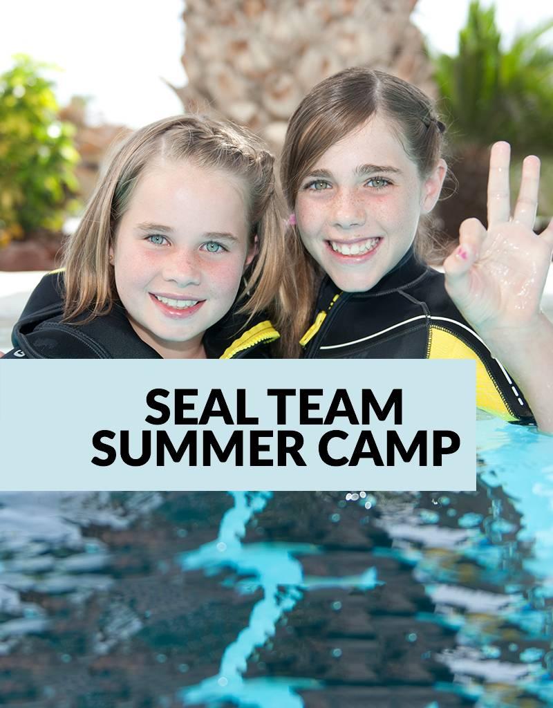 Force-E PADI Seal Team June Summer Camp 19-23, 2017