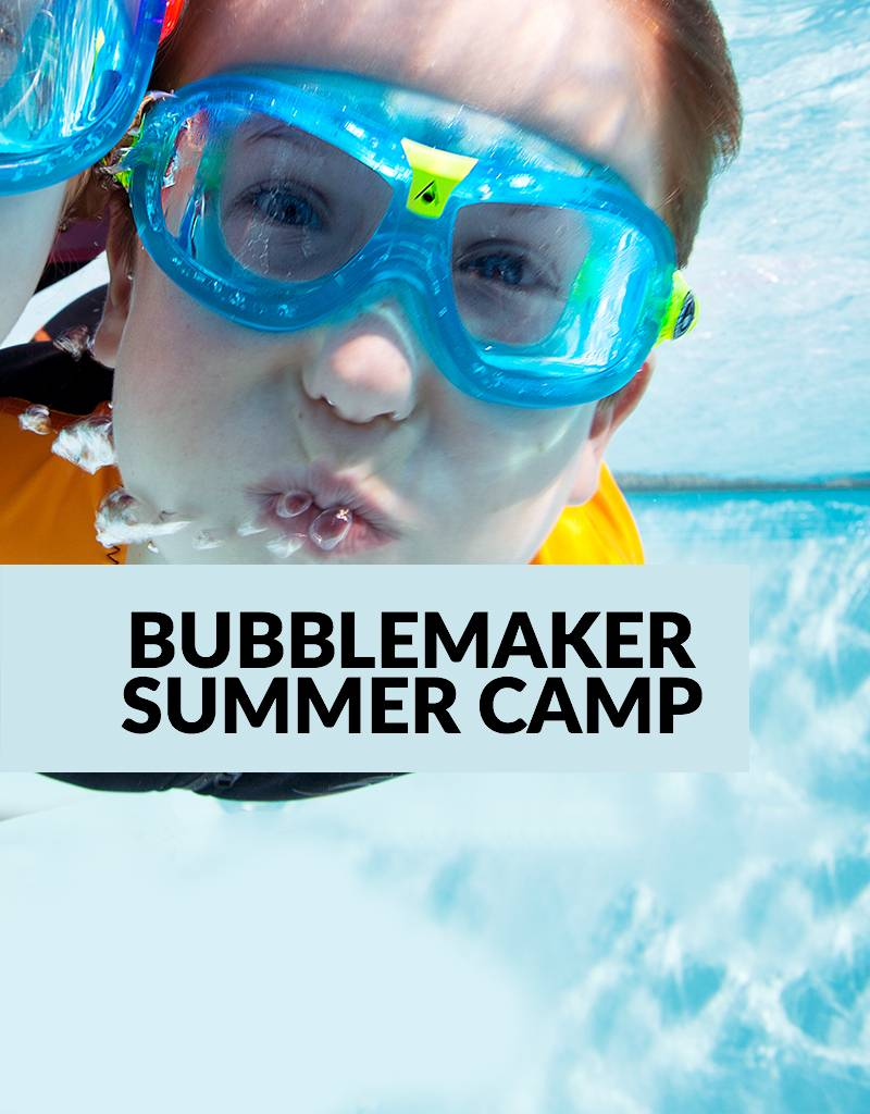 Force-E PADI Summer Bubblemaker