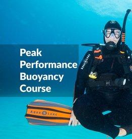 Force-E PADI Peak Performance Buoyancy Course