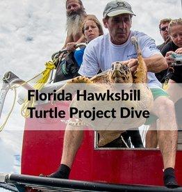 Force-E Florida Hawksbill Turtle Dive