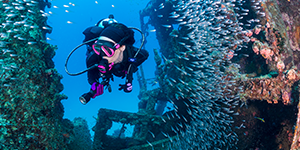 South Florida Scuba Diving Locations