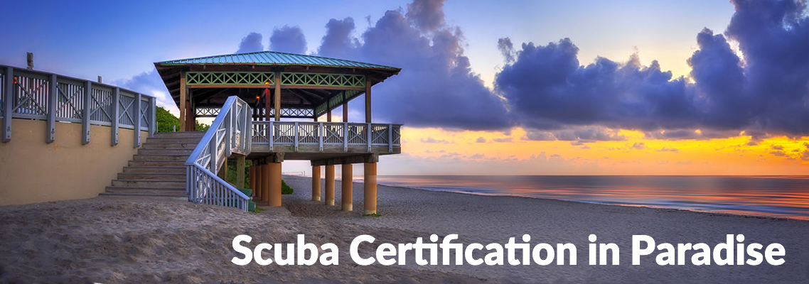 PADI Scuba Diving Destination Certification
