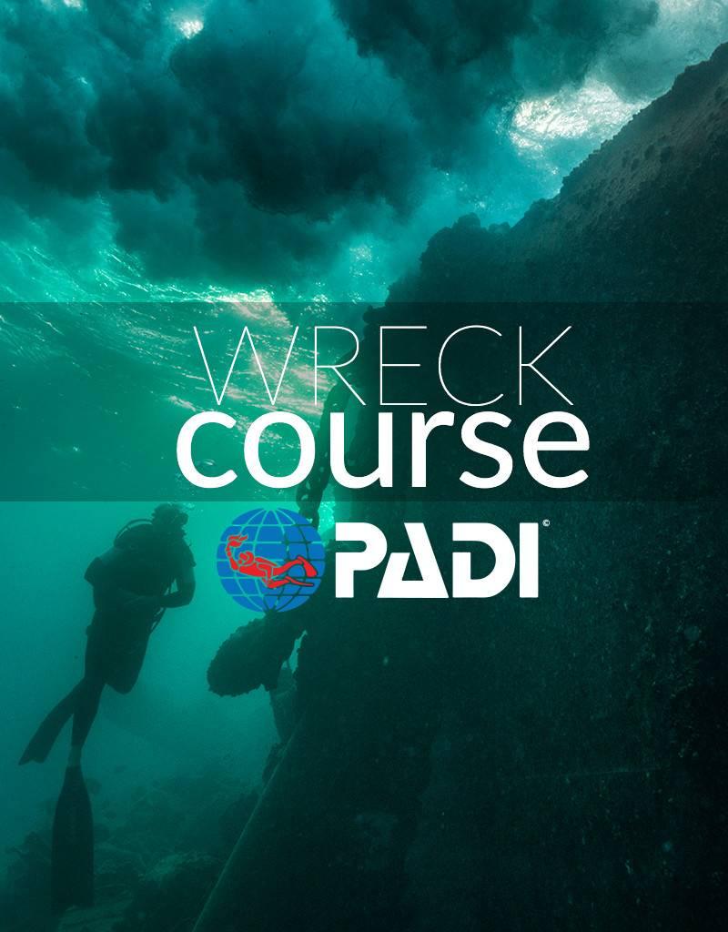 Force-E Scuba Centers Wreck Diver Class