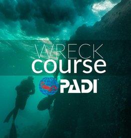 Force-E Scuba Centers Wreck Diver - Class