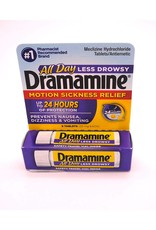 Marine Sports Mfg. Dramamine - Less Drowsy Tablets 8 ct.