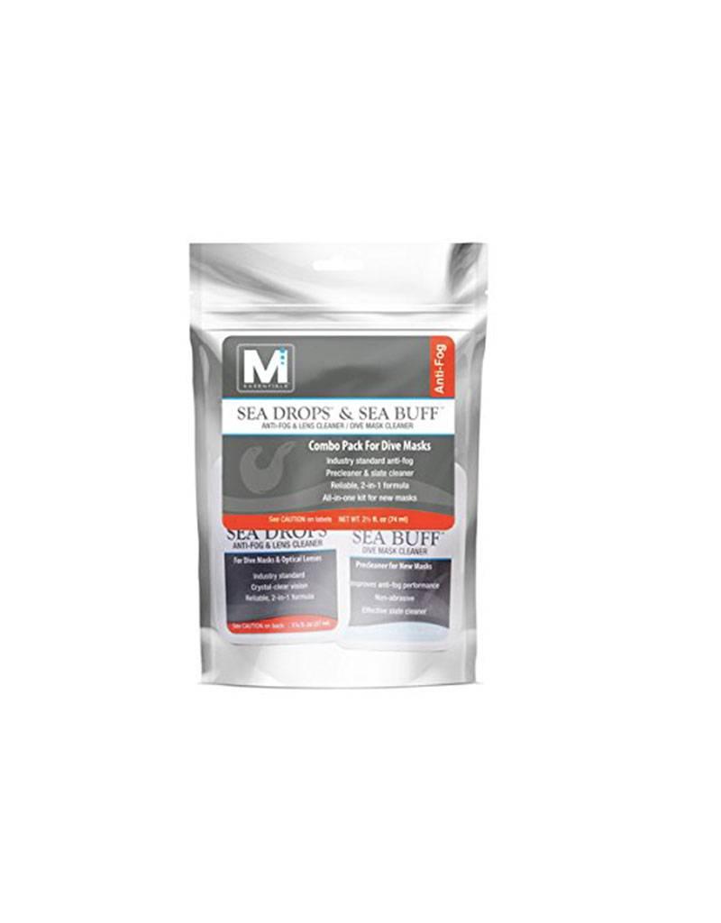 Marine Sports Mfg. No Fog - Mask Lens Cleaner- Combo Pak