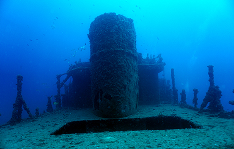 Wreck Diving in South Florida