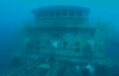South Florida wreck diving