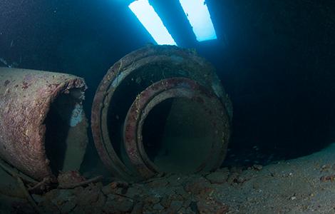 South Florida Dive Sites