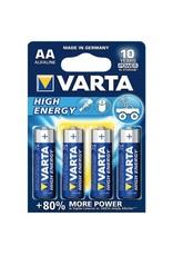 Marine Sports Mfg. Varta Batteries 4 pack - Marine Sports AAA - 4 pack