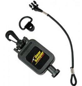 Marine Sports Mfg. Hammerhead Locking Retractor w/Snap Clip