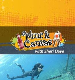 Wine & Canvas with Sheri Daye