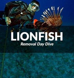 Lionfish Removal Dive