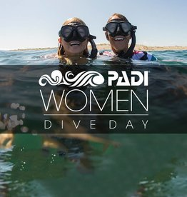 Force-E PADI Women's Dive Day