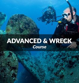Force-E Advanced Open Water/Wreck Combo Course