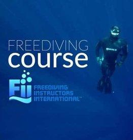 Force-E FII Level 1 Freediving Class, July 7 & 8