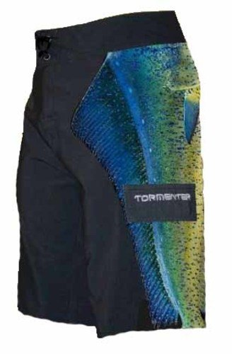 Tormenter Tackle Tormenter 4x4 Stretch Board Short- Fish on Side