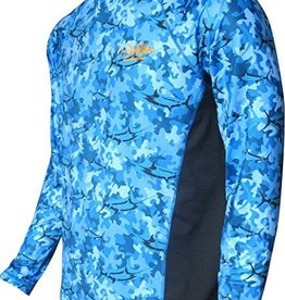 Tormenter Tackle Tormenter SPF LS Shirt Camo