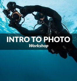 Intro to Photo Workshop - Aug 22