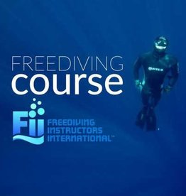 Force-E FII Level 1 Freediving Class, Sept 15 & 16